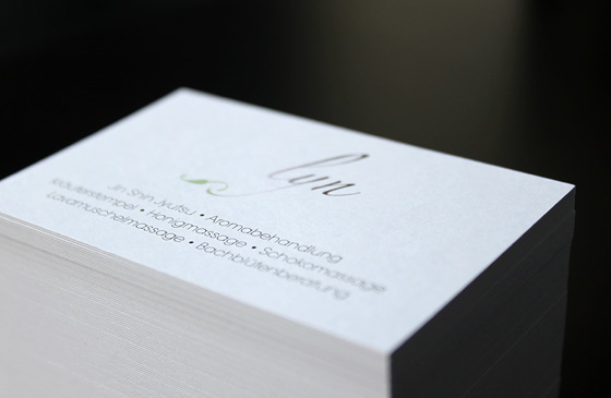 Neuner Projekte Corporate Design Noble Design For Print